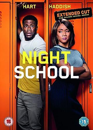 Amazon Com Night School Dvd 2018 Movies Tv