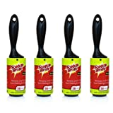 8 x 3M SCOTCH BRITE LINT ROLLERS - NEW STOCK - REMOVES PET HAIRS AND FLUFF
