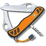 Victorinox Hunter XS Navaja, Unisex, Naranja/Negro, Talla Única