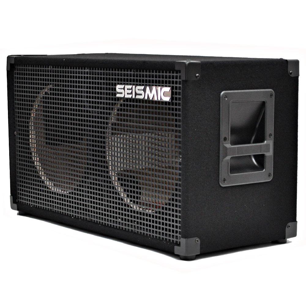 1x12 Guitar Cabinet Empty Amazoncom Seismic Audio Empty 212 Guitar Speaker Cabinet