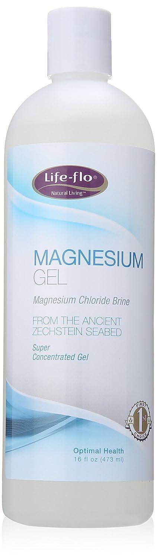 Life-Flo Magnesium Body Gel, 16-Ounce hfs-koi-zk-a9160