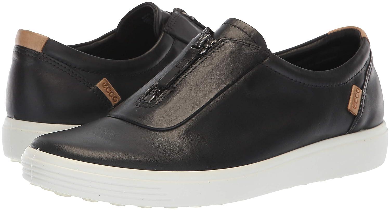 soft 7 center zip sneaker ecco