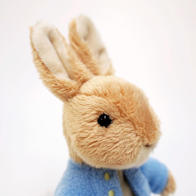 Gund Beatrix Potter A26415 Peluche Peter Rabbit Grand Gilet Bleu 30 cm