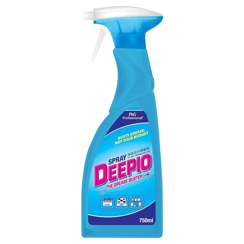 Deepio Degreaser Spray - 6x750ml
