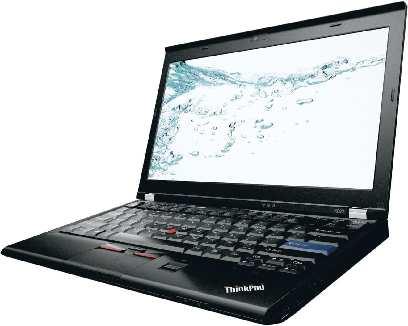 """Thinkpad X220 12.5"""" 128GB 4G"""
