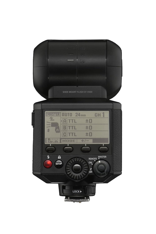 FUJIFILM クリップオンフラッシュ EF-X500   B01I4RNLGA