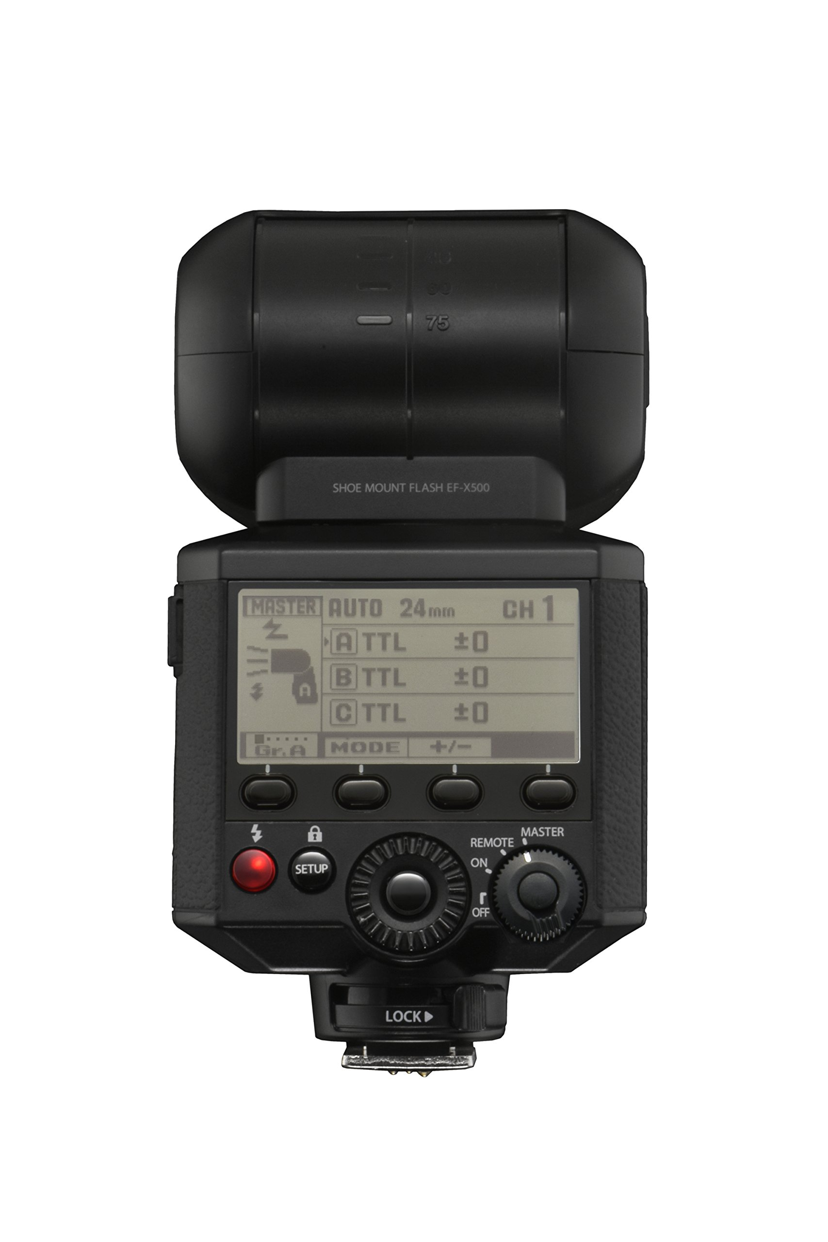 Fujifilm EF-X500 Electronic Flash by Fujifilm