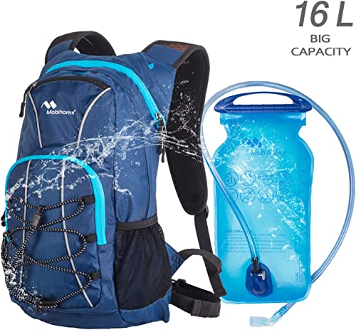 Hydration Hiking Backpack 16L Sport Water Lightweight Daypack
