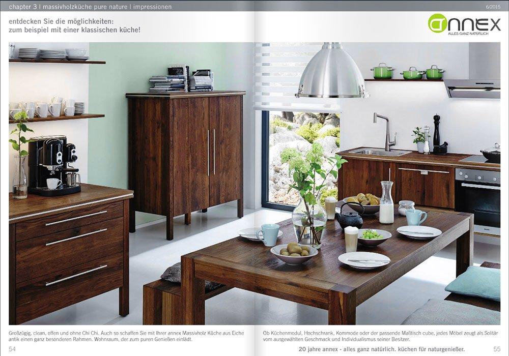 Okologische Kuchenmodule Katalog Annex Amazon De Kuche Haushalt