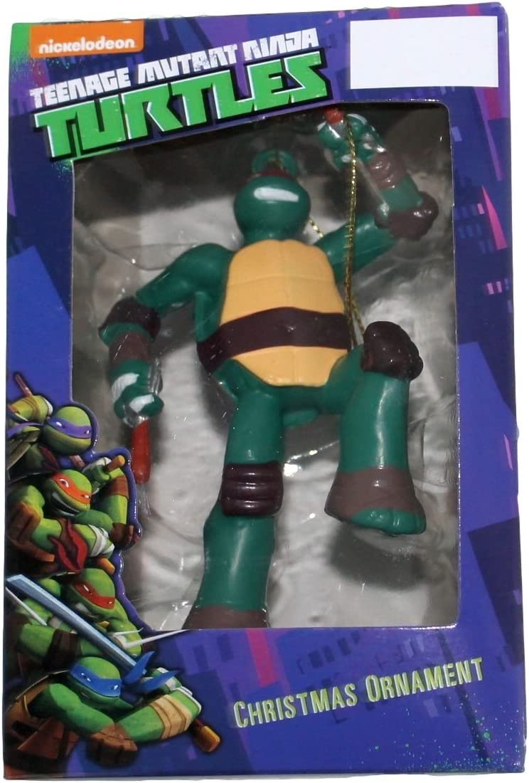 Teenage Mutant Ninja Turtles Raphael Kurt Adler Christmas Ornament
