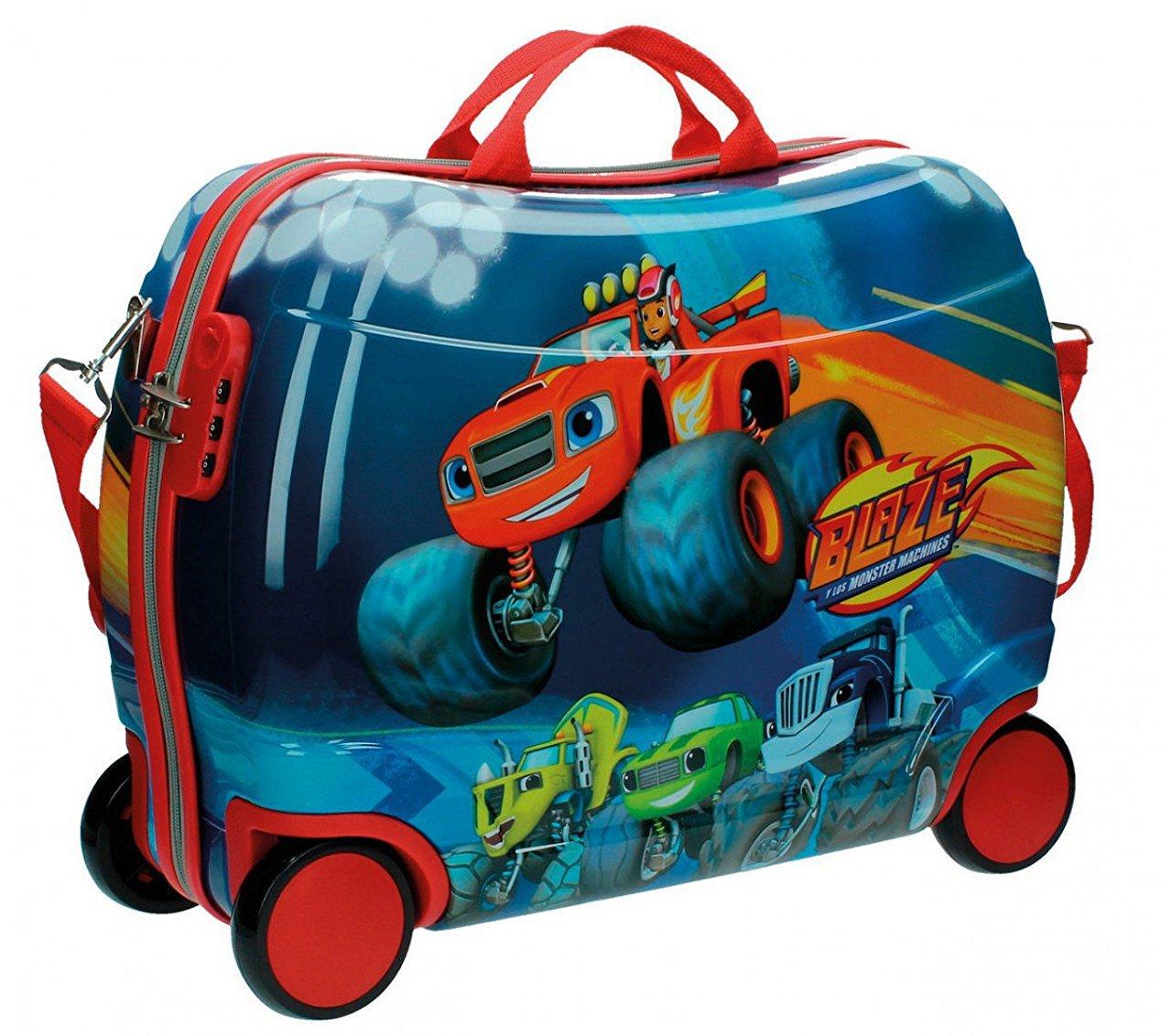Blaze Race Kindergepäck, 50 cm, 34 liters, Blau (Azul)