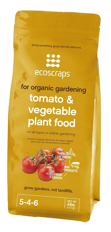 ecoscraps pftv174404/Natural orgánico para tomates, hierba y planta vegetal alimentos: Amazon.es: Jardín