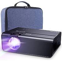 Uyole W16 Panorama 4500-Lumens LED Portable Projector