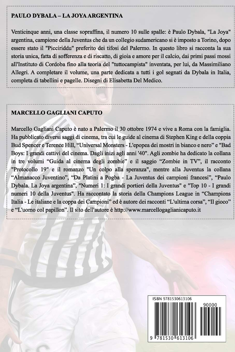 04bc79bcd Buy Paulo Dybala  La Joya Argentina Book Online at Low Prices in India