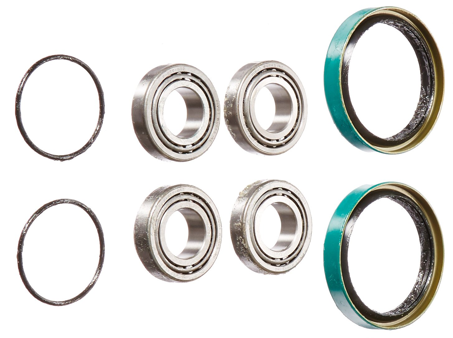 Pivot Works PWFWK-P01-542 Front Wheel Bearing Kit