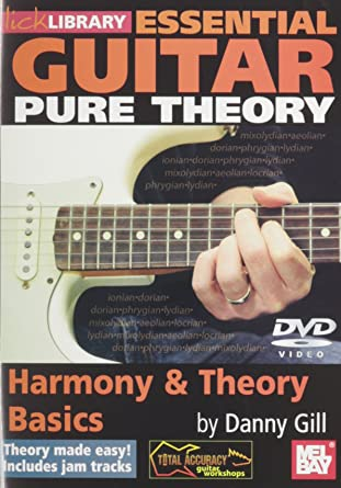 harmony guitar theory library Lick basics and