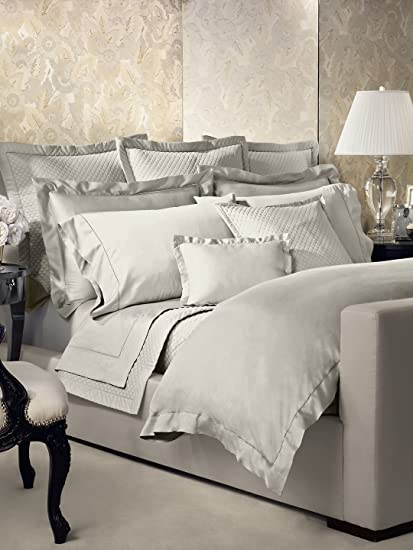 Ralph Lauren Home VINTAGE SILVER King Duvet Cover
