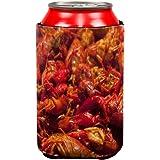 Louisiana Cajun Crawfish Boil All Over Can Cooler