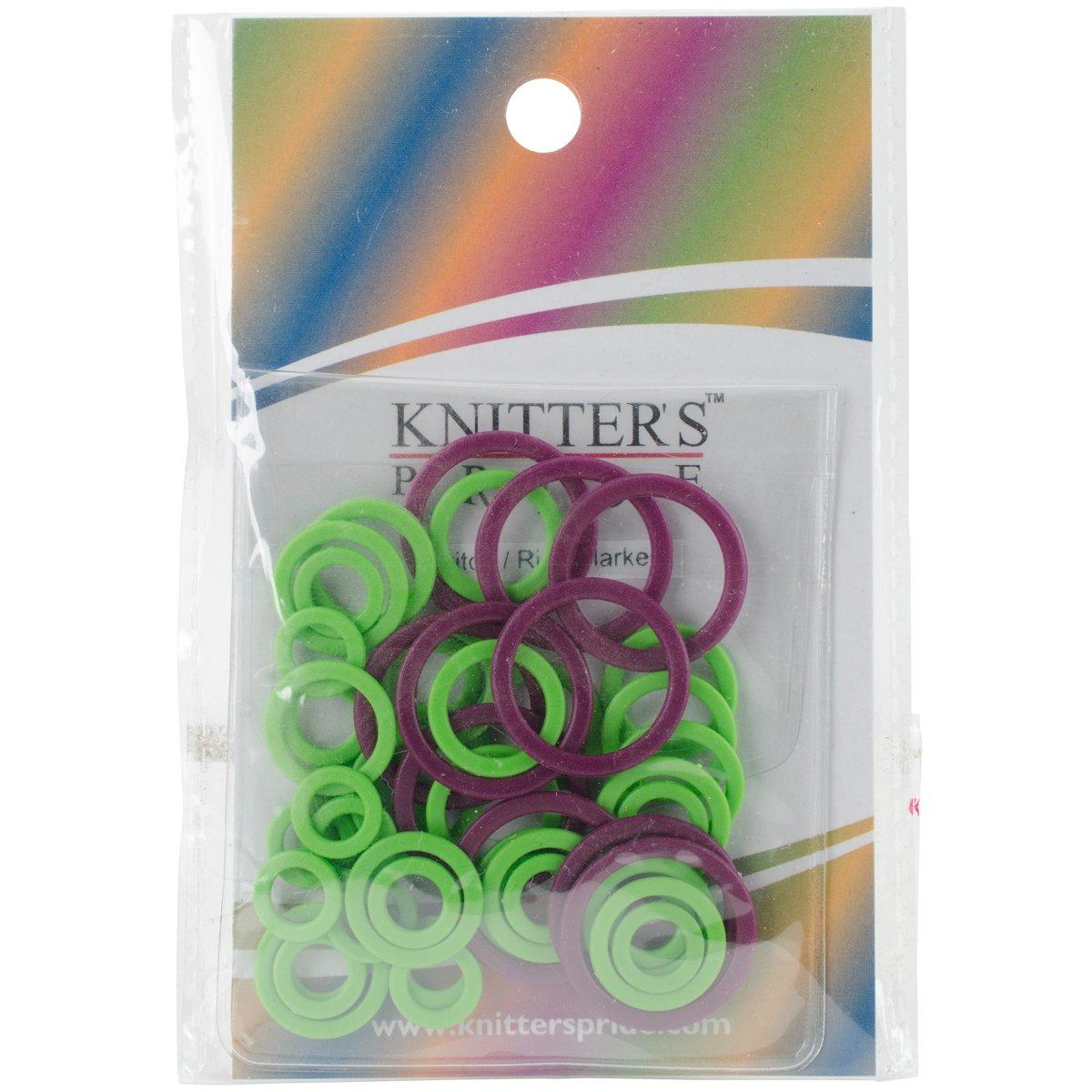 Knitter's Pride Stitch Ring Mio Stitch Markers 800171 Knitter' s Pride 4336923696