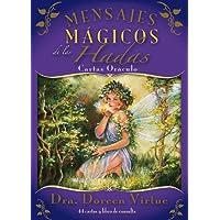 Mensajes mágicos de las hadas. Cartas oráculo (Libro y cartas)