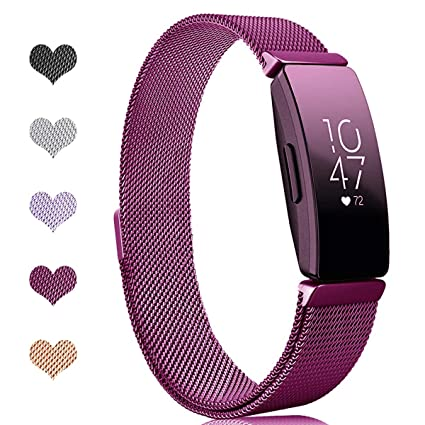 Amazon.com: Intoval bandas compatibles con Fitbit Inspire HR ...
