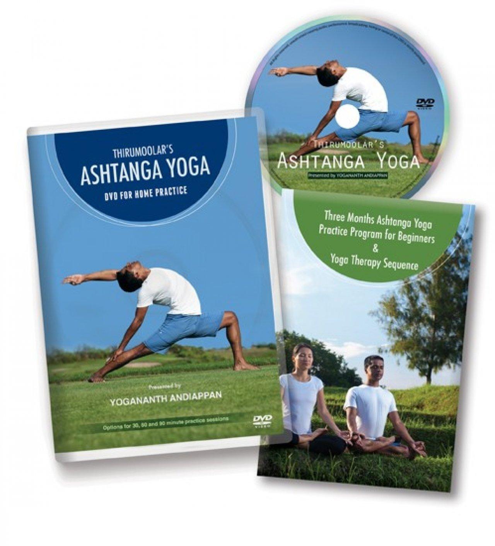 Amazon.com: Thirumoolars Ashtanga Yoga - Home Practice DVD ...