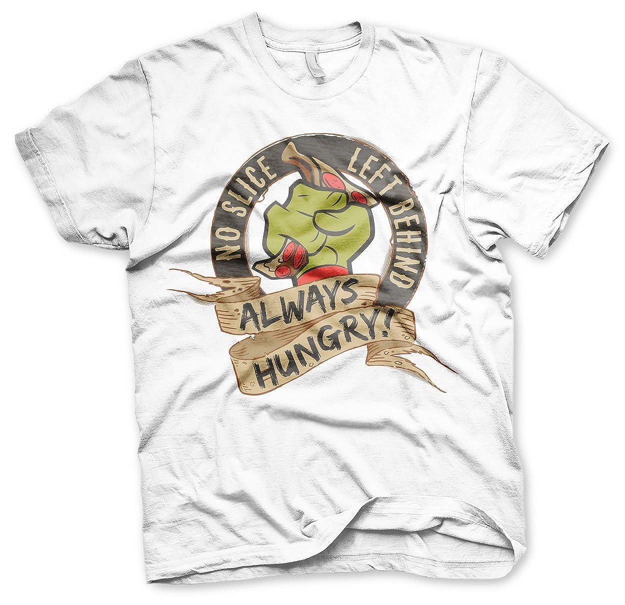 Las Tortugas Ninja No Slice Left Behind - Always Hungry ...