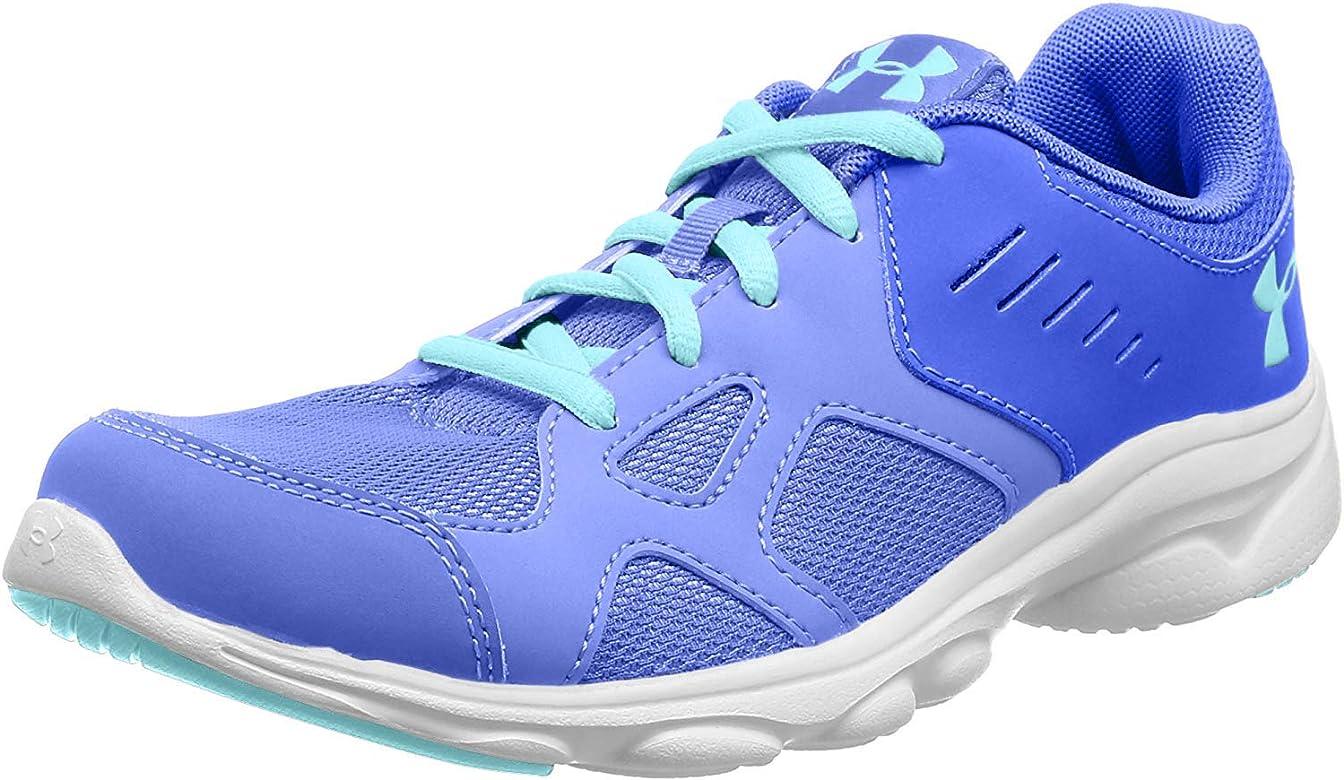 Under Armour UA GGS Pace RN, Zapatillas de Running para Niñas, Azul (Mediterranean), 39 EU: Amazon.es: Zapatos y complementos