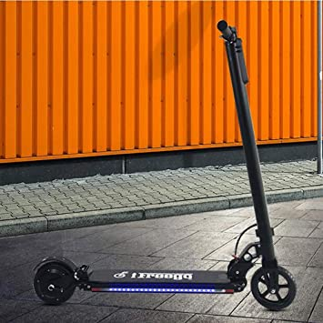 IFreego Scooter eléctrico MAX Velocidad 20km/h Kick Scooter ...