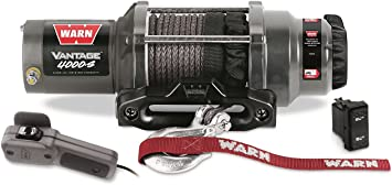 Warn Winch Hawse Fairlead Cover for Synthetic Rope Vantage 4000 Winches