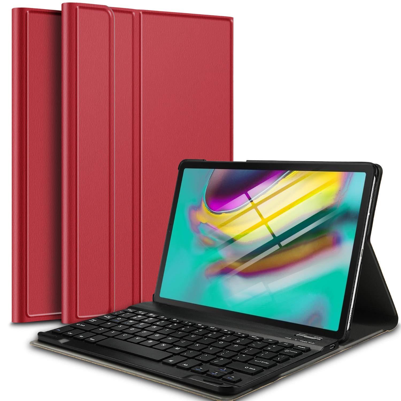 Funda + Teclado Galaxy Tab S5e IVSO [7QRRYKC5]
