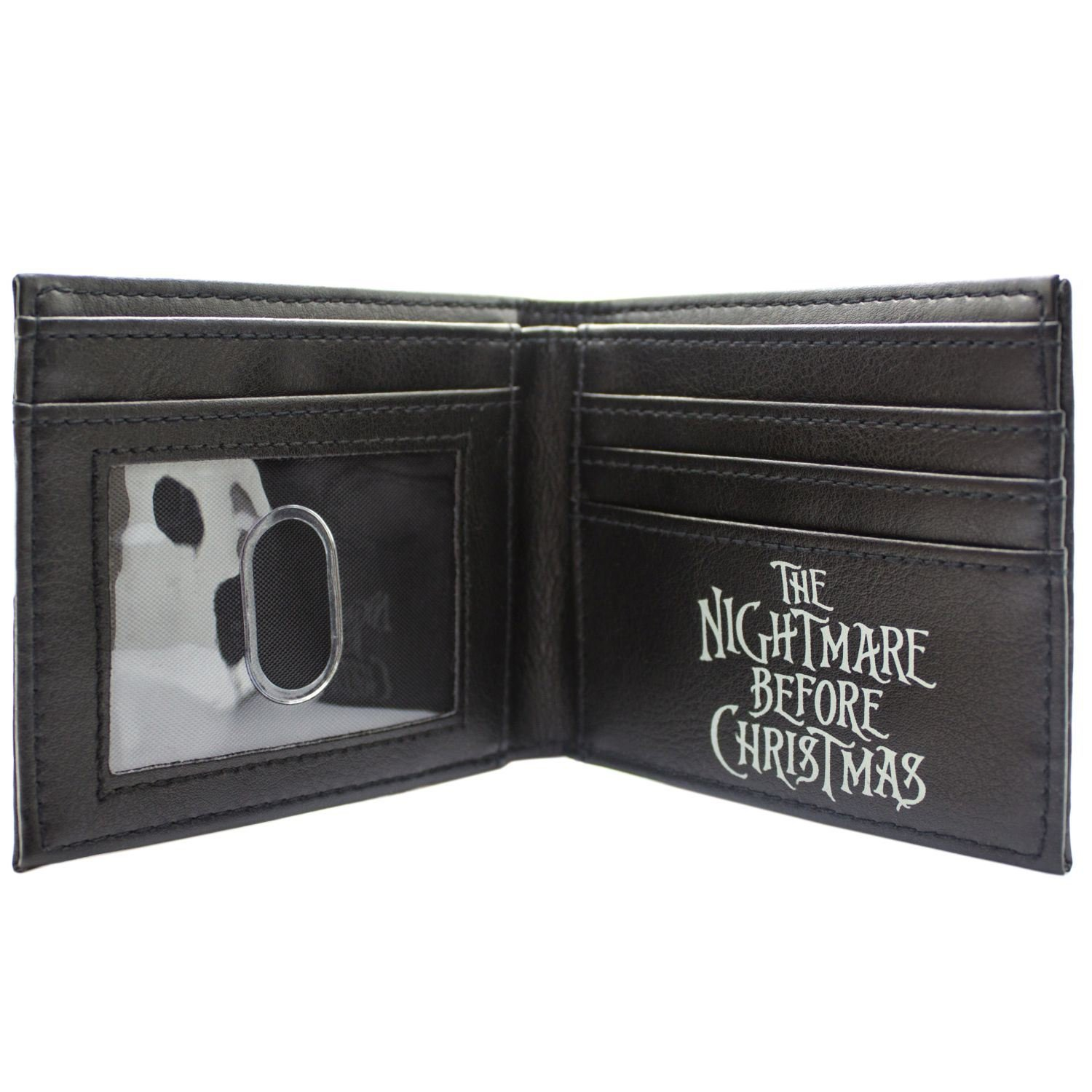 Cartera de Tim Burton Nightmare Before Christmas En relieve ...