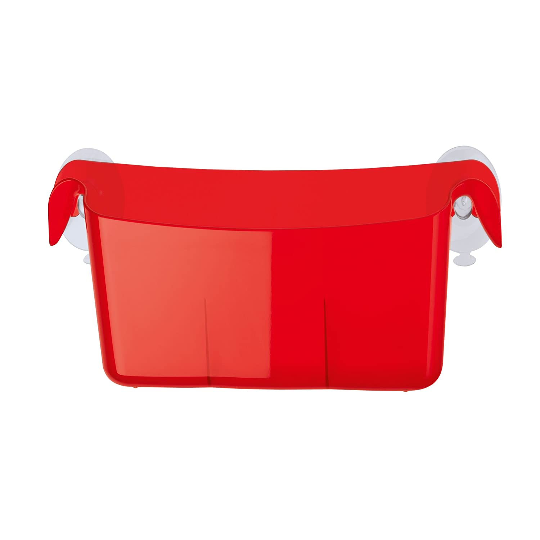Koziol MINIBOKS Organizer Box Shower Bathroom, transparent green Koziol ideas for friends GmbH 5243543