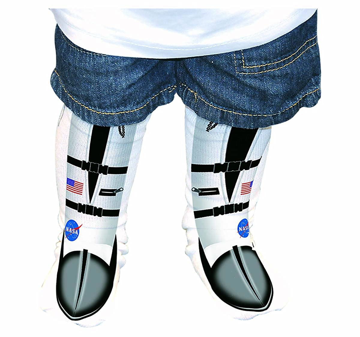 Astronaut Boots Socks 7028-2-4-b