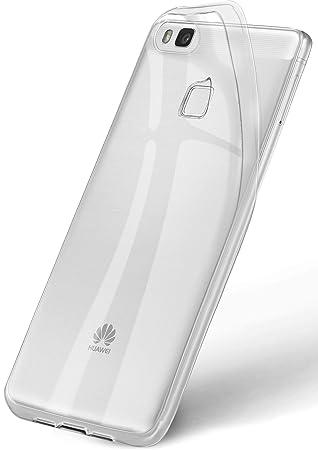 OneFlow Frosted Case para Huawei P9 Lite | Funda Silicona Consta de TPU | Accesorios Cubierta protección móvil | Carcasa móvil paragolpes Bolso ...