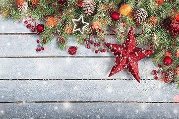 Hintergrund Weihnachten.Yongfoto 3x2m Vinyl Foto Hintergrund Weihnachten Amazon De