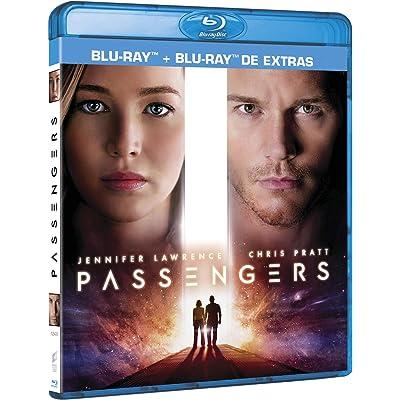 Passengers (BD + BD Extras) [Blu-ray]