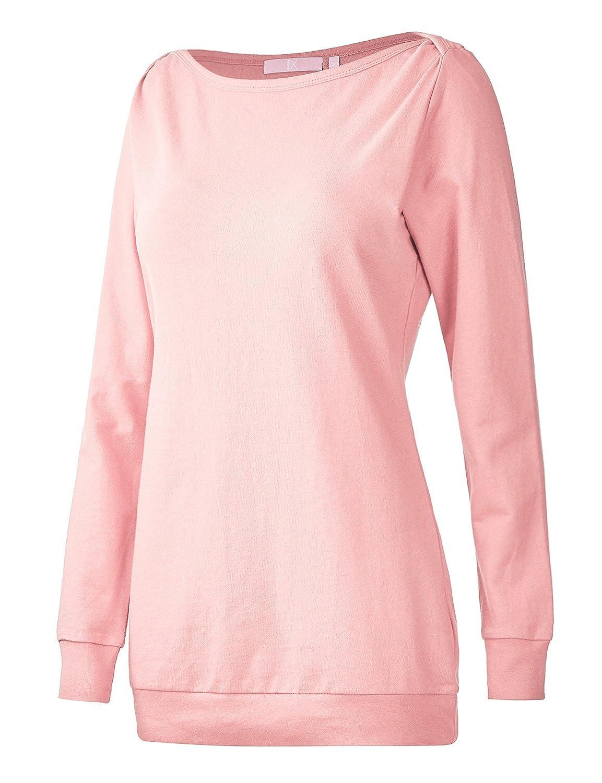 Regna - X SWEATER レディース B075FL1HRF 4L|Boatneck 4L|Boatneck - Light Light Pink Boatneck - Light Pink 4L, ショップ村上:8fed9564 --- foeum.lanars.com.br