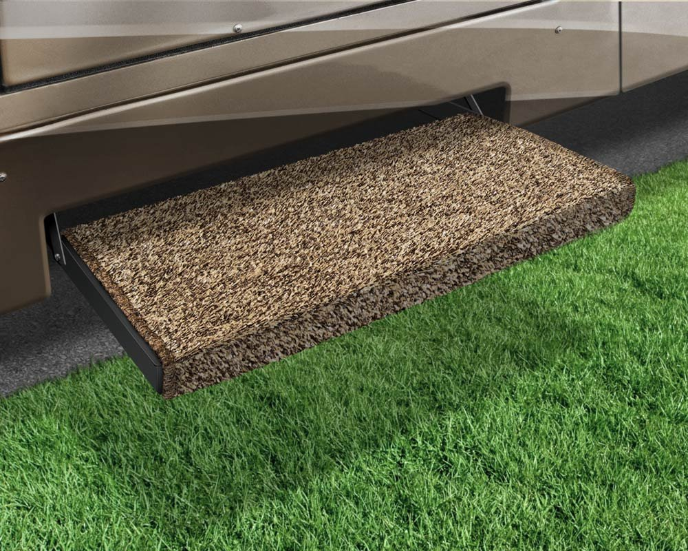 Plus RV Step Rug Prest-O-Fit 2-0050 Jumbo Wraparound