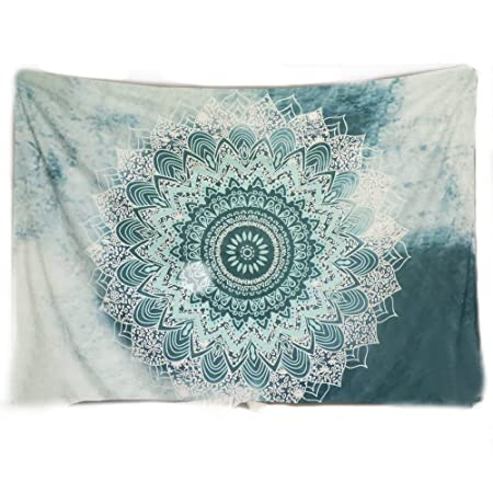 Polyester Indian Mandala Tapestry Wall Art Hanging Carpet Beach Towels Decorative Blankets Tablecloths Home Decor Accessories Home Automation Modules