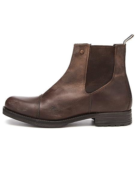 09ad2bf5eb1 Jack   Jones - Botas de Piel para hombre Marrón marrón