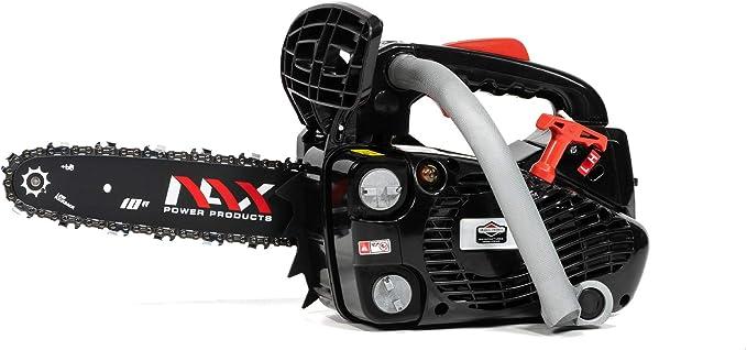 NAX POWER NAX100C Cilindrada 25,4 cm3 Espada 25 cm Peso 3,7 Kg