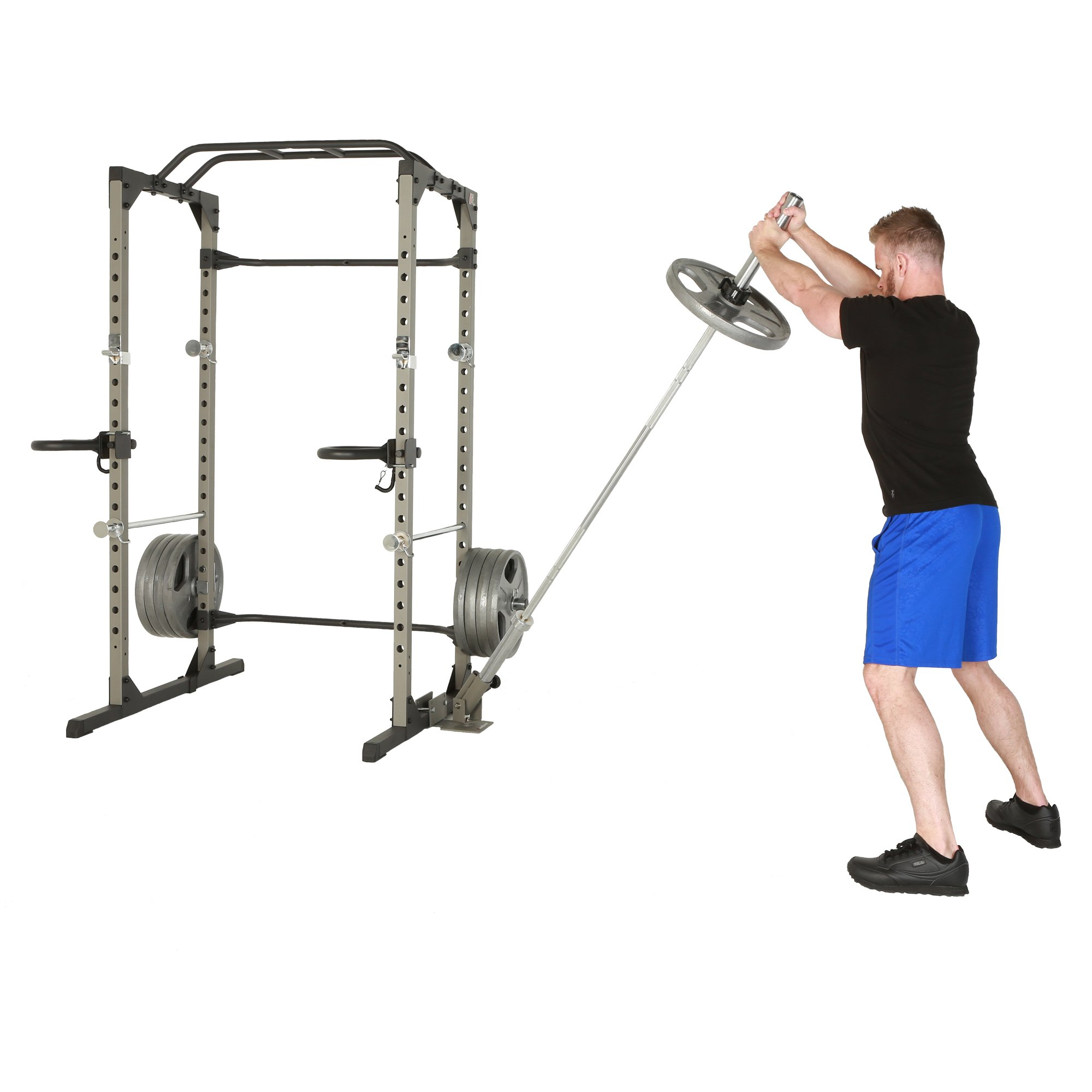 Fitness Reality Attachment Set for 2''x2'' Steel Tubing Power Cages by Fitness Reality (Image #13)