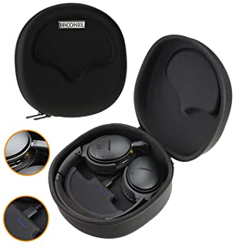 86026172188f77 Broonel Hard Headphones Case / Cover With Built in 2500mAh Power Bank For  AKG N60NC Wireless: Amazon.co.uk: Computers & Accessories