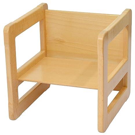 Sedie E Tavoli In Legno Per Bambini.Obique Mobili In Legno Per Bambini Sedia O Tavolo Multifunzionali