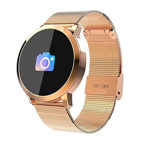 XSH Fitness Smartwatch, Smart Watch Reloj con Monitor De ...