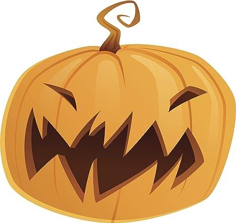 Amazon.com Scary Evil Orange Halloween Jack , O , Lantern