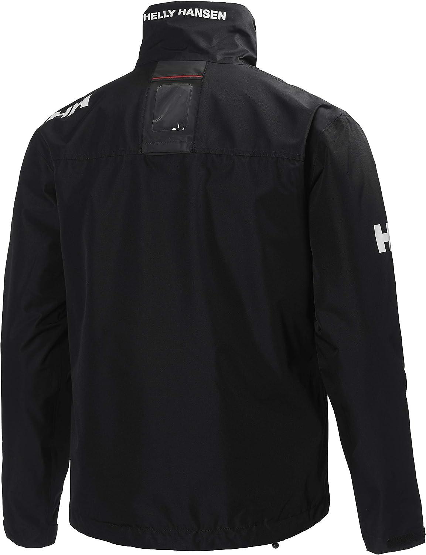 Helly Hansen Mens Crew Midlayer//Softshell Waterproof Jacket