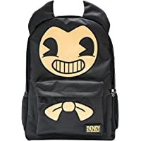 Bendy and the Ink Machine Backpack - Black Bendy Knapsack