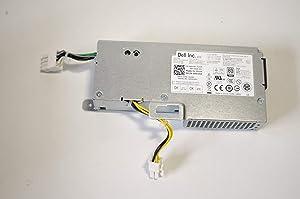 New OEM Dell Optiplex 200W 780 790 990 7010 9010 9020 USFF Ultra Small Form Factor Power Supply Unit PSU kg1g0 4gvwp k650t m178r 1vcy4 6fg9t L200EU-00 PS-3201-9DB PS-3181-9DA (Renewed)